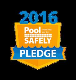 2016 pledge badge