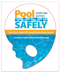 pool safely fan.
