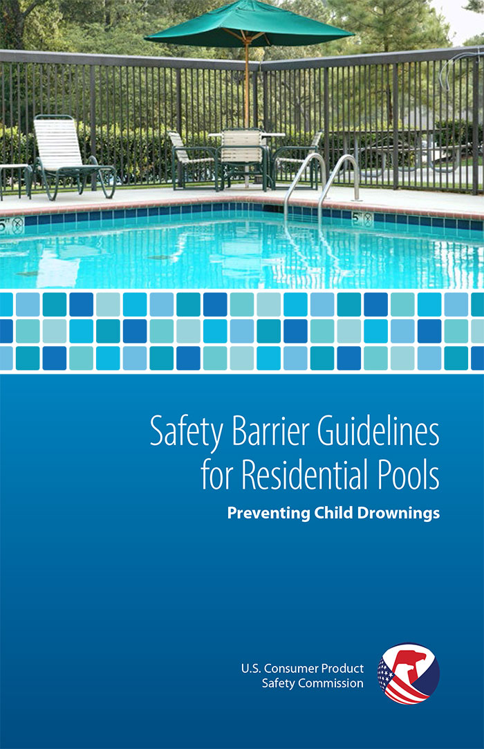 Safety Barrier Guidelines for Residential Pools Pamphlet