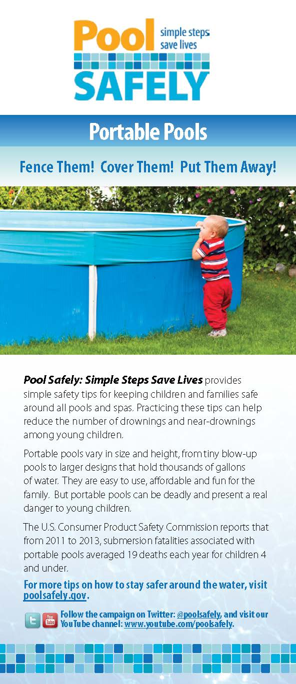 Portable Pool Tip card
