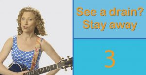 Laurie Berkner See a Drain, Stay Away 3