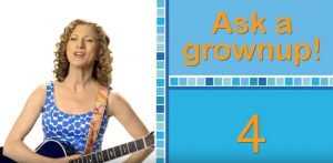 Laurie Berkner Ask a GrownUp 4
