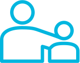 logo of 2 people
