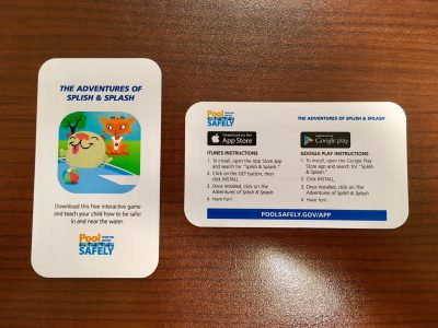 splish and splash cards