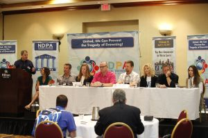 A panel of partipating at the 2016 NDPA Educational Conference