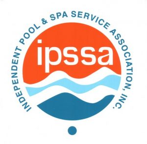 Independent pool and space service association logo.