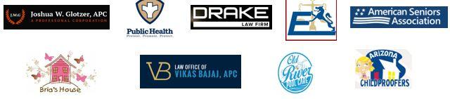 9 partner logos