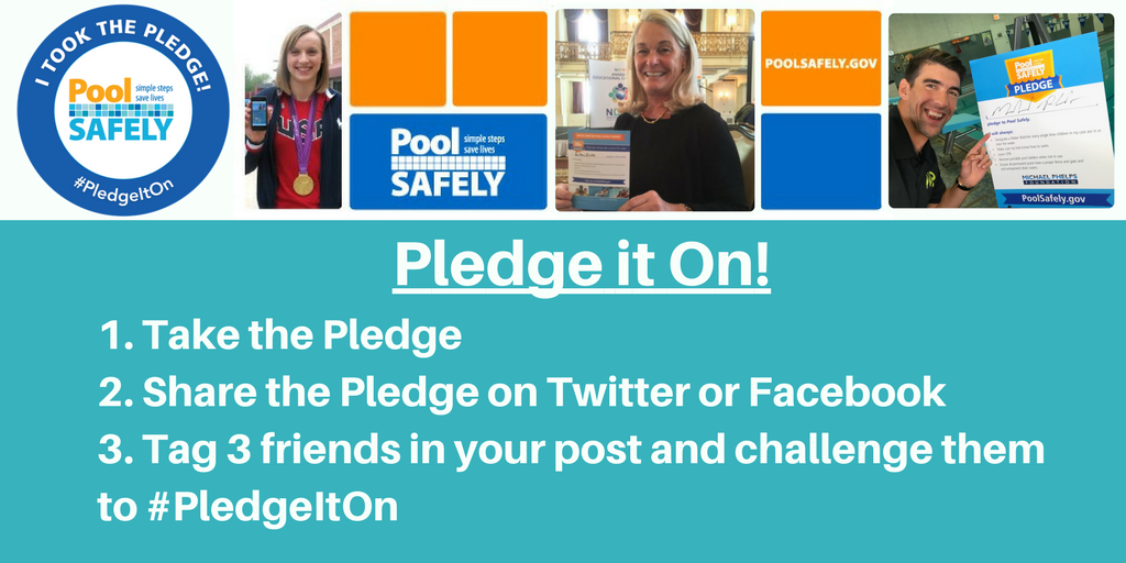 steps to pledge it on