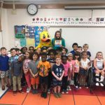 Stew Leonard III Children's Charities partnered with NCH Safe & Healthy Children's Coalition of Collier County to share its book with students in Collier County, Florida.