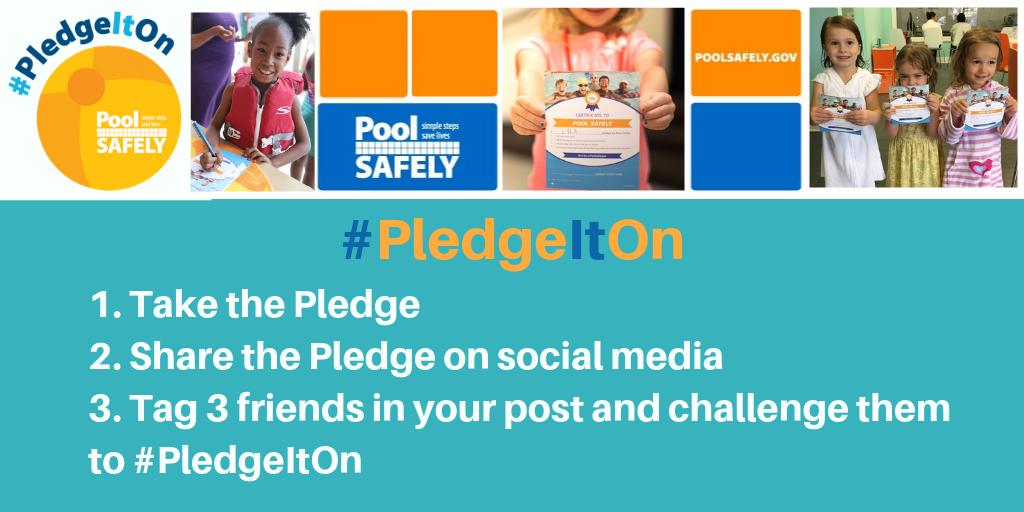 #PledgeItOn Graphic