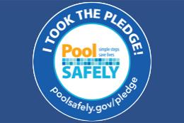 took the pledge sticker