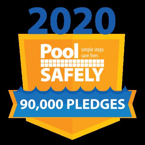 Pool Safely 2020 Pledge Graphic - 90k.