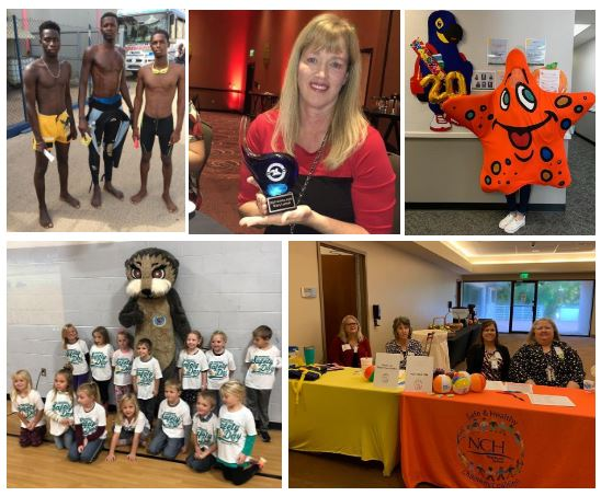 highlights from water safety events throughout the year.