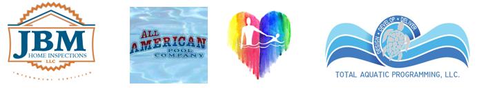 four partner logos.
