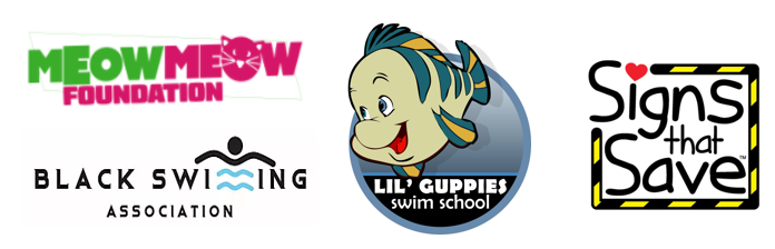 a sample of partner logos.